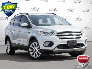 Used 2019 Ford Escape SEL Sel | 4wd | Navigation | Vista Roof!! for sale in Oakville, ON