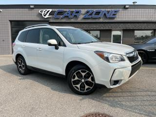 Used 2015 Subaru Forester XT Limited w/Tech Pkg for sale in Calgary, AB