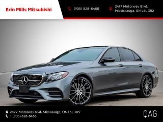 Used 2017 Mercedes-Benz AMG E 43 4MATIC Sedan for sale in Mississauga, ON
