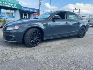 Used 2010 Audi A4 quattro for sale in Vancouver, BC