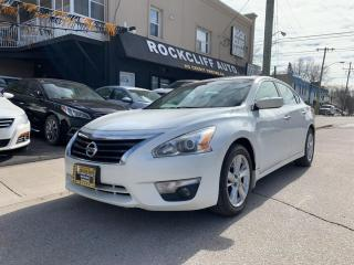 Used 2013 Nissan Altima 4dr Sdn I4 CVT 2.5 for sale in Scarborough, ON
