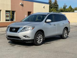 Used 2014 Nissan Pathfinder SV 7 Passengers/Camera/AWD for sale in North York, ON