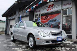 Used 2004 Mercedes-Benz E-Class E320 for sale in Sudbury, ON