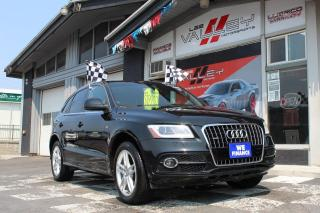 Used 2013 Audi Q5 S-Line for sale in Sudbury, ON