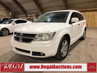 Used 2010 Dodge Journey R/T for sale in Calgary, AB