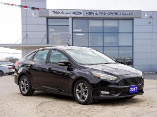 Used 2017 Ford Focus SE AUTOMATIC TRANS | BACK UP CAM for sale in Winnipeg, MB