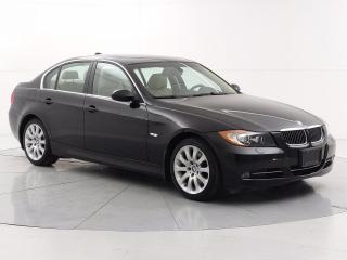 Used 2008 BMW 3 Series 335xi 2 Sets of tires/rims, Nav, Bluetooth, Sunroof, Heated seats for sale in Winnipeg, MB