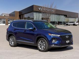 Used 2020 Hyundai Santa Fe Luxury | Certified | No Accident | 2.49% Available | for sale in Winnipeg, MB