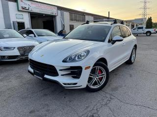 Used 2015 Porsche Macan AWD 4dr Turbo for sale in Burlington, ON