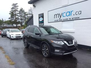 Used 2017 Nissan Rogue SL Platinum LEATHER, PANOROOF, NAV, HEATED SEATS!! WOW!! for sale in Richmond, ON