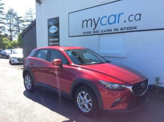 Used 2019 Mazda CX-3 GS LUXE PKG, LEATHER, SUNROOF, HEATED SEATS!! WOW! for sale in Kingston, ON