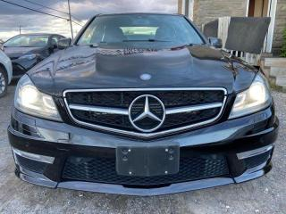 Used 2013 Mercedes-Benz C-Class C63 AMG Sport for sale in Gloucester, ON