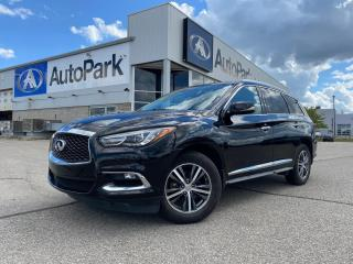Used 2017 Infiniti QX60   7 PASSENGER   REMOTE START   SUNROOF   NAVIGATION   for sale in Innisfil, ON