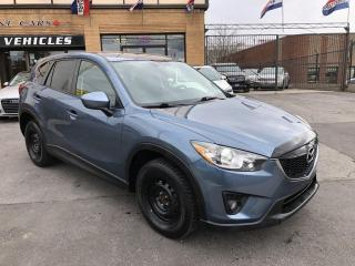 Used 2014 Mazda CX-5 AWD 4dr Auto GS-BACK UP CAM-SUNROOF for sale in North York, ON