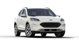 New 2021 Ford Escape Titanium Hybrid for sale in Forest, ON