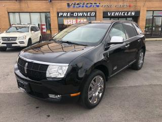 Used 2008 Lincoln MKX AWD 4dr-NAVI-DUAL SUNROOF for sale in North York, ON