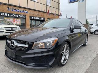 Used 2015 Mercedes-Benz CLA-Class 4dr Sdn CLA 250 4MATIC for sale in North York, ON