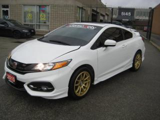 Used 2015 Honda Civic COUPE 2dr Man Si ONE OF A KIND!!! for sale in North York, ON