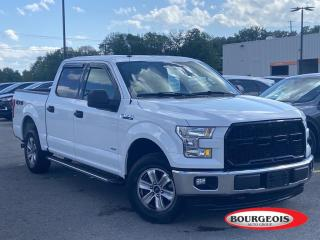 Used 2017 Ford F-150 for sale in Midland, ON
