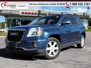 Used 2016 GMC Terrain SLE-2 for sale in Cornwall, ON