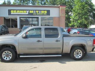 Used 2009 GMC Sierra 1500 SL Crew Cab 4WD for sale in Brockville, ON