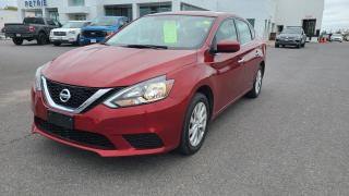 Used 2016 Nissan Sentra SV - SEAT HEAT, BLUETOOTH, MOON ROOF for sale in Kingston, ON