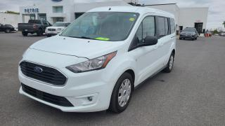 Used 2020 Ford Transit Connect XLT w-Dual Sliding Doors & Rear Liftgate for sale in Kingston, ON