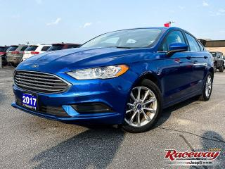 Used 2017 Ford Fusion ECO BOOST | LOW KM'S | CLEAN CARFAX!! for sale in Etobicoke, ON