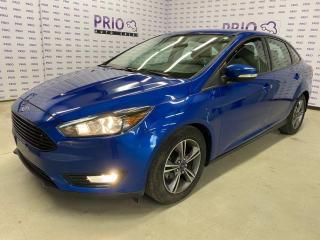 Used 2018 Ford Focus SE SEDAN for sale in Ottawa, ON