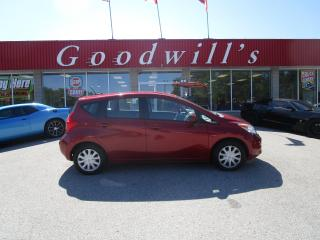Used 2014 Nissan Versa Note CLEAN CARFAX! A/C! B/T! for sale in Aylmer, ON