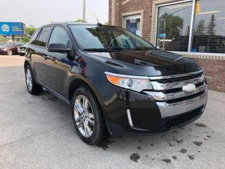 Used 2013 Ford Edge *FULLY LOADED*AWD*MOONROOF*BLUETOOTH*NAV*CAM for sale in Winnipeg, MB