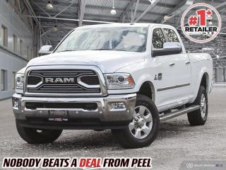 Used 2017 RAM 2500 LONGHORN for sale in Mississauga, ON