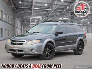 Used 2008 Subaru Outback 2.5 i for sale in Mississauga, ON