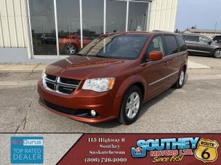 Used 2012 Dodge Grand Caravan Crew for sale in Southey, SK