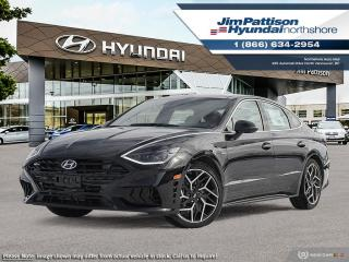 New 2022 Hyundai Sonata N Line for sale in North Vancouver, BC