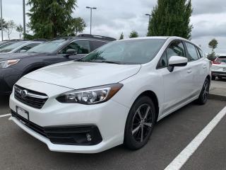 New 2022 Subaru Impreza Touring for sale in Port Coquitlam, BC