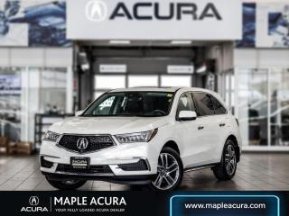 Used 2017 Acura MDX Technology Package  for sale in Maple, ON