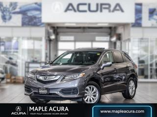 Used 2017 Acura RDX Tech ***SOLD*** for sale in Maple, ON