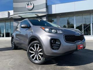 Used 2017 Kia Sportage EX PLUS 2.4L AWD CAMERA HEATED SEATS for sale in Langley, BC