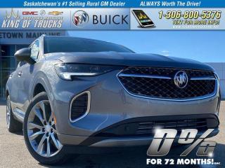 New 2021 Buick Envision Avenir for sale in Rosetown, SK