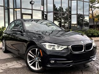 Used 2018 BMW 3 Series 330 i XDRIVE| NAVI|LEATHER INTERIOR|REAR VIEW|HEATED SEATS| for sale in Brampton, ON