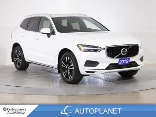Used 2019 Volvo XC60 T6 AWD Momentum, Navi, Pano Roof, 360 Cam! for sale in Clarington, ON