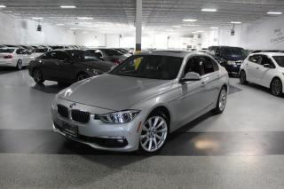 Used 2017 BMW 3 Series 330i XDRIVE NO ACCIDENTS I NAVIGATION I SUNROOF I REAR CAM for sale in Mississauga, ON