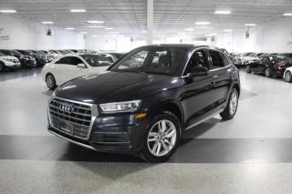 Used 2018 Audi Q5 QUATTRO NO ACCIDENTS I LEATHER I REAR CAM I PUSH START I BT for sale in Mississauga, ON