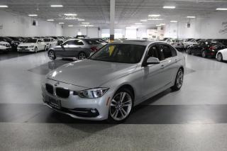 Used 2017 BMW 3 Series 320i XDRIVE I SPORT I NAVIGATION I LEATHER I SUNROOF for sale in Mississauga, ON