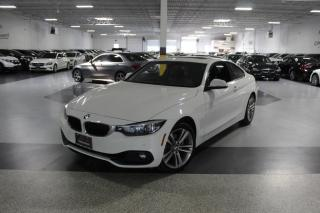 Used 2018 BMW 4 Series 430i XDRIVE NO ACCIDENTS I SPORT I NAVIGATION I SUNROOF for sale in Mississauga, ON
