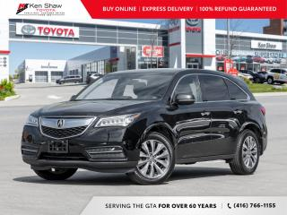 Used 2014 Acura MDX SH-AWD for sale in Toronto, ON