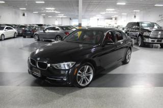 Used 2017 BMW 3 Series 330i XDRIVE I NAVIGATION I SUNROOF I REAR CAM I PUSH START for sale in Mississauga, ON