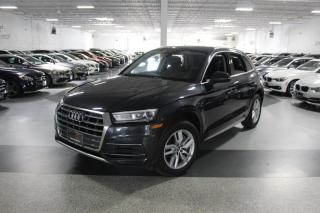 Used 2018 Audi Q5 QUATTRO I LEATHER I PUSH START I HEATED SEATS I POWER OPTION for sale in Mississauga, ON