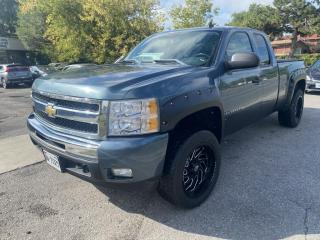 Used 2009 Chevrolet Silverado 1500 4WD Ext Cab for sale in Toronto, ON